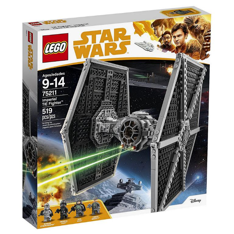 LEGO STAR WARS - SOLO - 75211 - Imperial TIE Fighter 75211_11