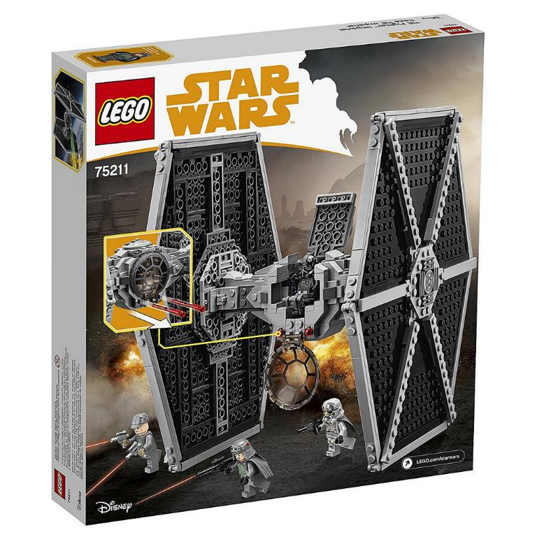 LEGO STAR WARS - SOLO - 75211 - Imperial TIE Fighter 75211_12