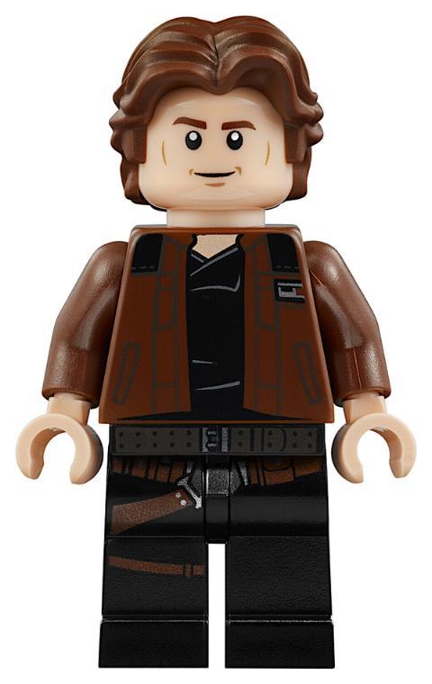 LEGO SOLO A STAR WARS STORY - 75212 - MILLENNIUM FALCON SET  75212_11