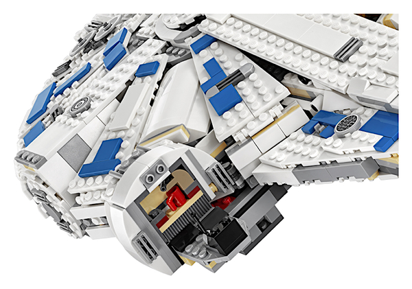 LEGO SOLO A STAR WARS STORY - 75212 - MILLENNIUM FALCON SET  75212_12