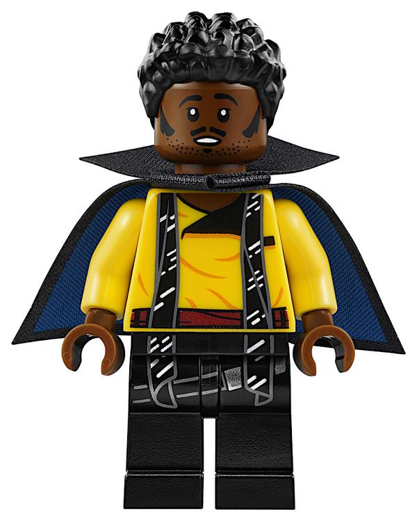 LEGO SOLO A STAR WARS STORY - 75212 - MILLENNIUM FALCON SET  75212_13