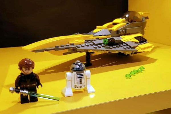 LEGO STAR WARS - 75214 - Anakin's Jedi Starfighter 75214_10
