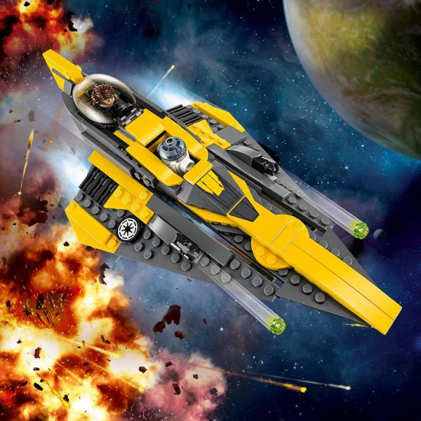 LEGO STAR WARS - 75214 - Anakin's Jedi Starfighter 75214_11