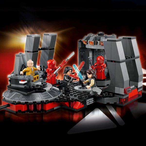 LEGO STAR WARS - 75216 - Snoke's Throne Room 75216_11