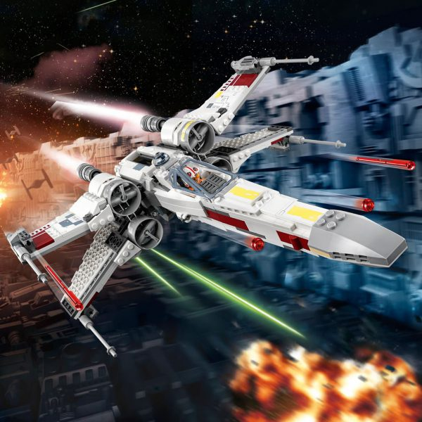 LEGO STAR WARS - 75218 - X-Wing Starfighter 75218_11
