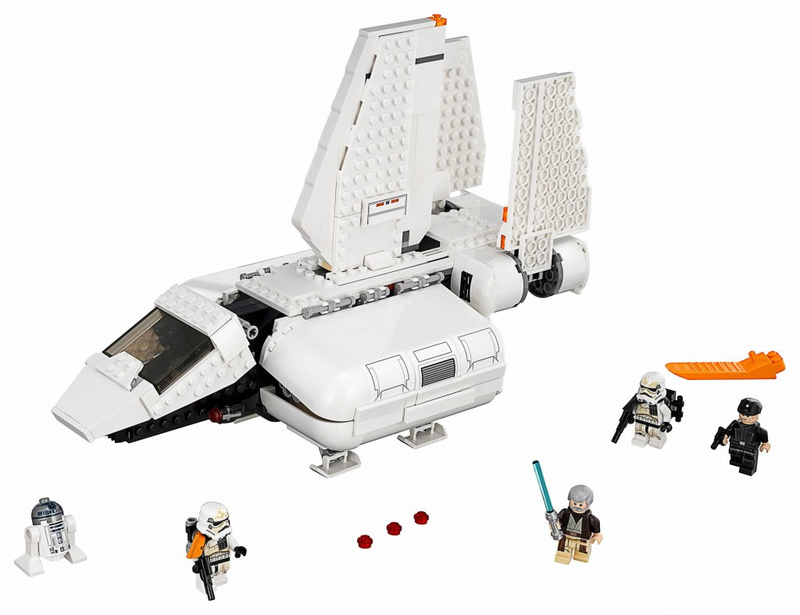 LEGO STAR WARS - 75221 - Imperial Landing Craft 75221_10