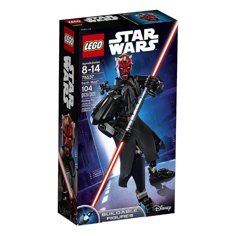 LEGO STAR WARS BUILDABLE FIGURINE - 75537 - Darth Maul 75537_10