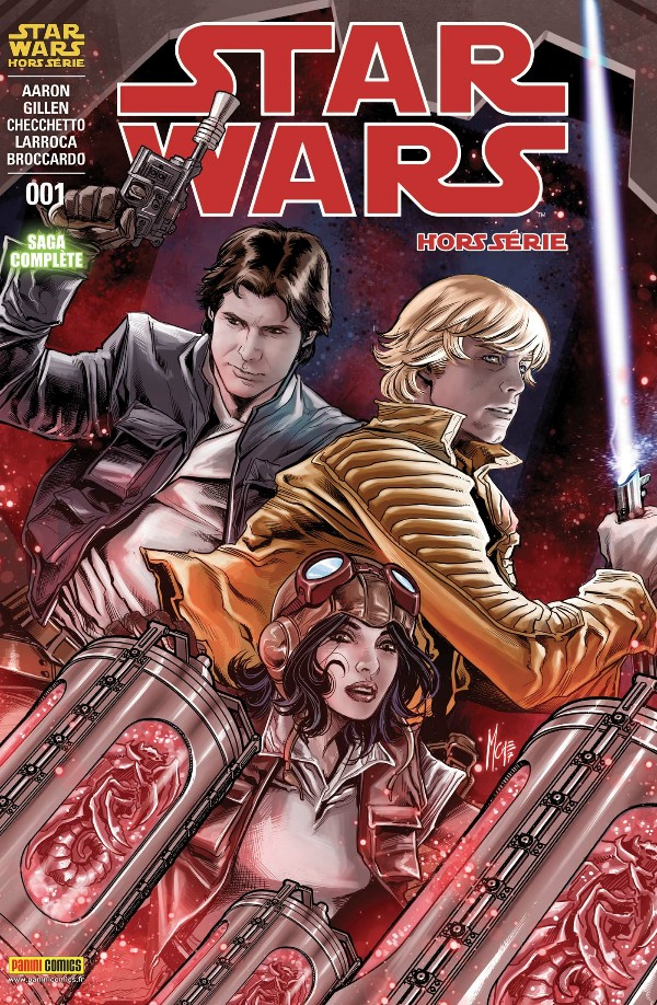 MAGAZINE STAR WARS PANINI Hors Série 01 - Janvier 2018 97828011