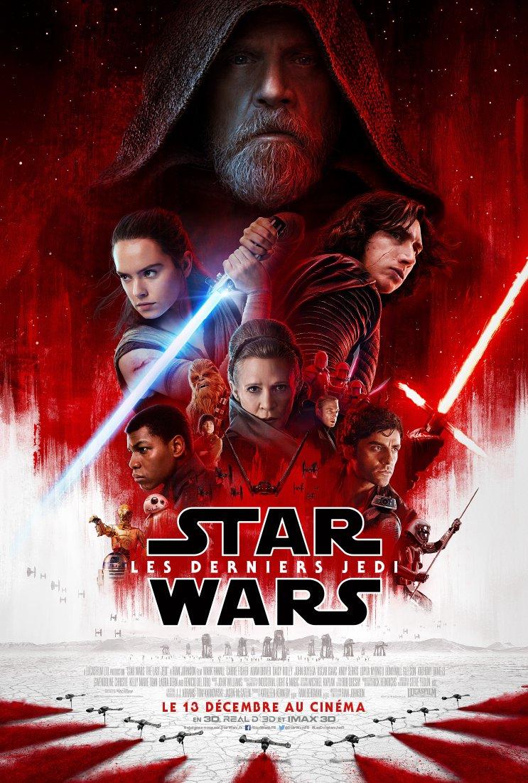 8 - Les NEWS Star Wars Episode VIII - The Last Jedi - Page 17 Affich10