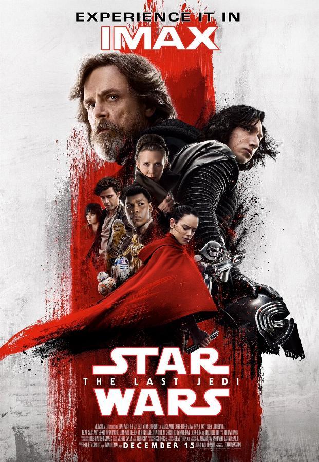 8 - Les posters de Star Wars VIII - The Last Jedi - Page 3 Affich14