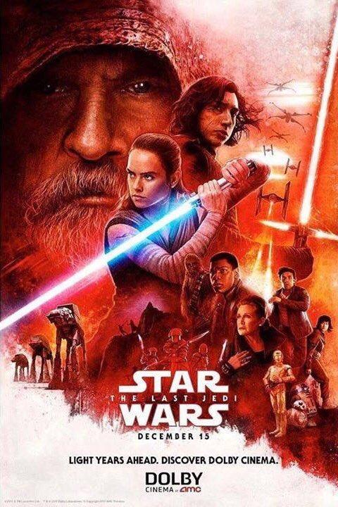 8 - Les posters de Star Wars VIII - The Last Jedi - Page 3 Affich15