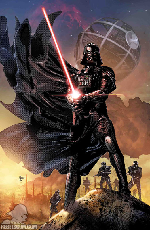 MARVEL STAR WARS US - DARTH VADER ANNUAL Annual11