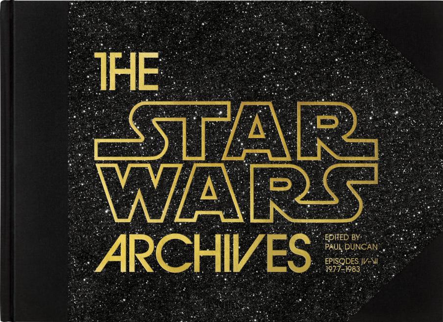 THE STAR WARS ARCHIVES (1977-1986) Paul Duncan - Taschen Archiv12