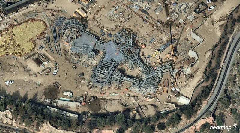 Les news Disney Star Wars: Galaxy's Edge aux Etats Unis (US) - Page 4 Arial010