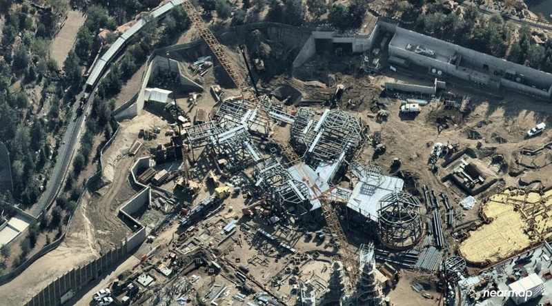 Les news Disney Star Wars: Galaxy's Edge aux Etats Unis (US) - Page 4 Arial012