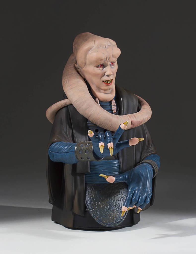 Gentle Giant Star Wars - Bib Fortuna mini bust Bib_mi12
