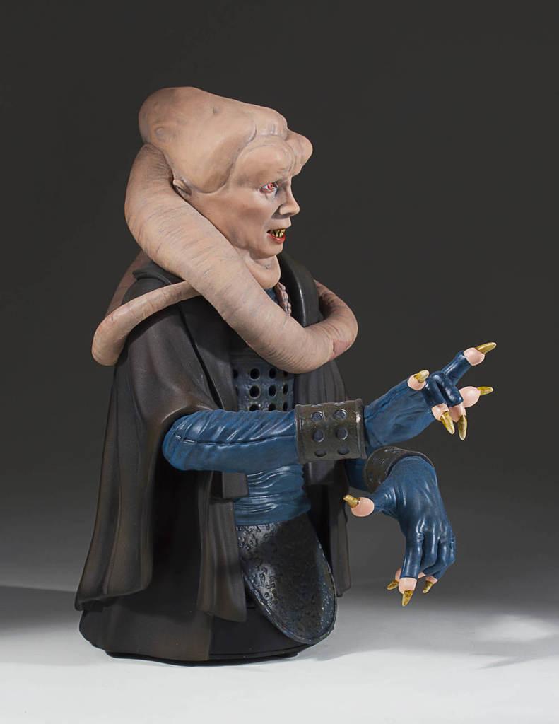 Gentle Giant Star Wars - Bib Fortuna mini bust Bib_mi13