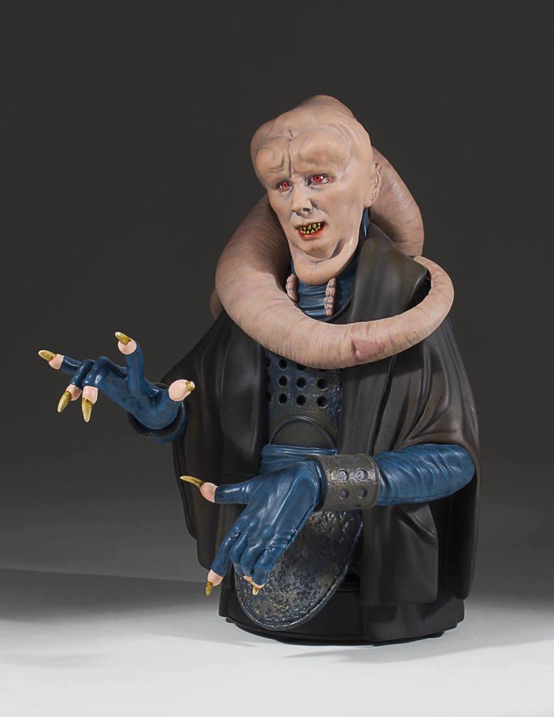 Gentle Giant Star Wars - Bib Fortuna mini bust Bib_mi14
