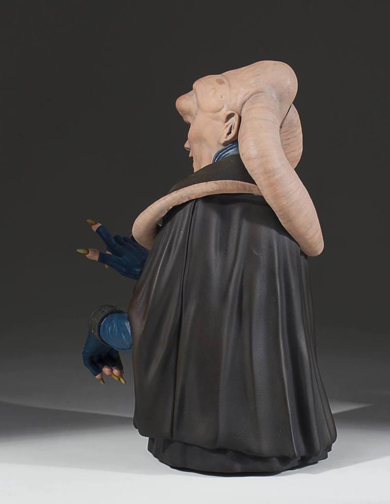 Gentle Giant Star Wars - Bib Fortuna mini bust Bib_mi15