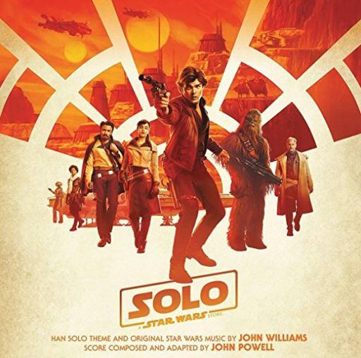 Solo - SOLO A Star Wars Story - La B.O.   Bo_01b10