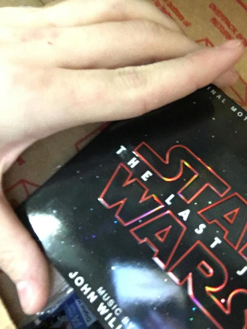 8 - Star Wars VIII - The Last Jedi - La B.O. Bo_0410