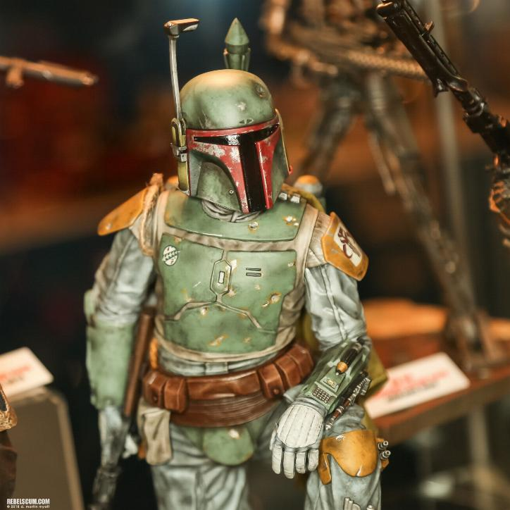 Gentle Giant - Star Wars Boba Fett 1:8th scale statue  Boba_c11