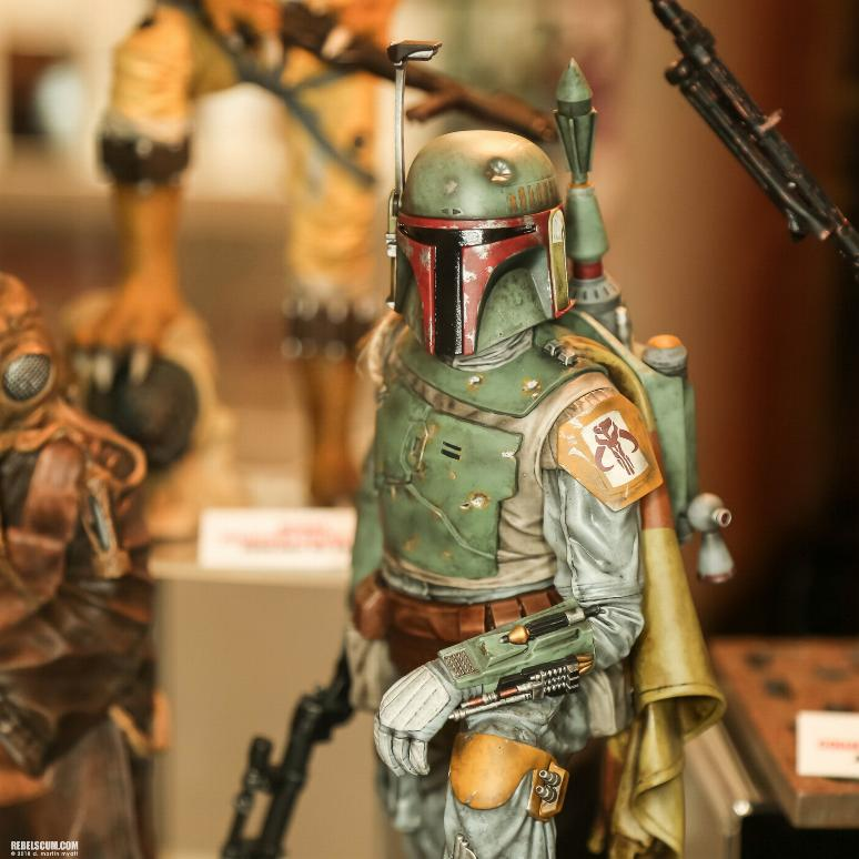 Gentle Giant - Star Wars Boba Fett 1:8th scale statue  Boba_c12