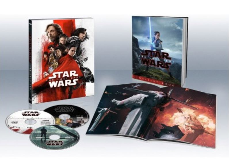 8 - DVD BR et 4K Star Wars The Last Jedi Br_0210
