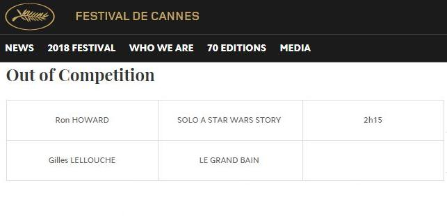 Solo - Les NEWS - Star Wars Han Solo A Star Wars Story - Page 10 Cannes10