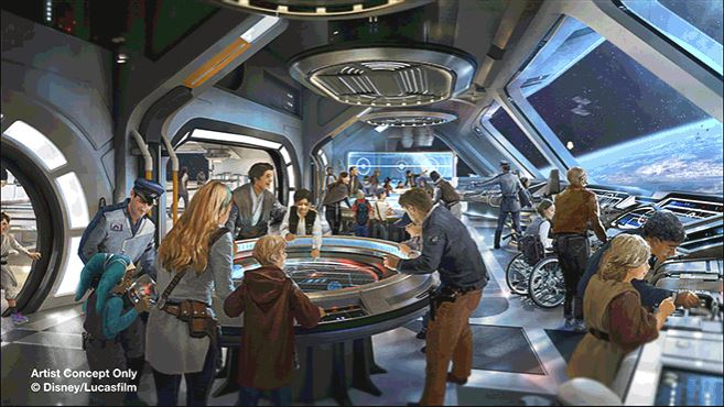 Les news Disney Star Wars: Galaxy's Edge aux Etats Unis (US) - Page 4 Captur24