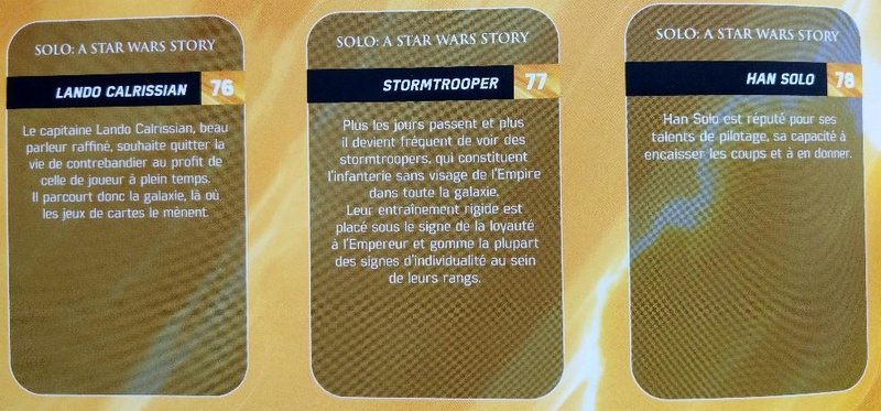 Solo - Les NEWS - Star Wars Han Solo A Star Wars Story - Page 10 Catlec11