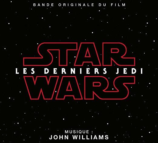 8 - Star Wars VIII - The Last Jedi - La B.O. Cd10