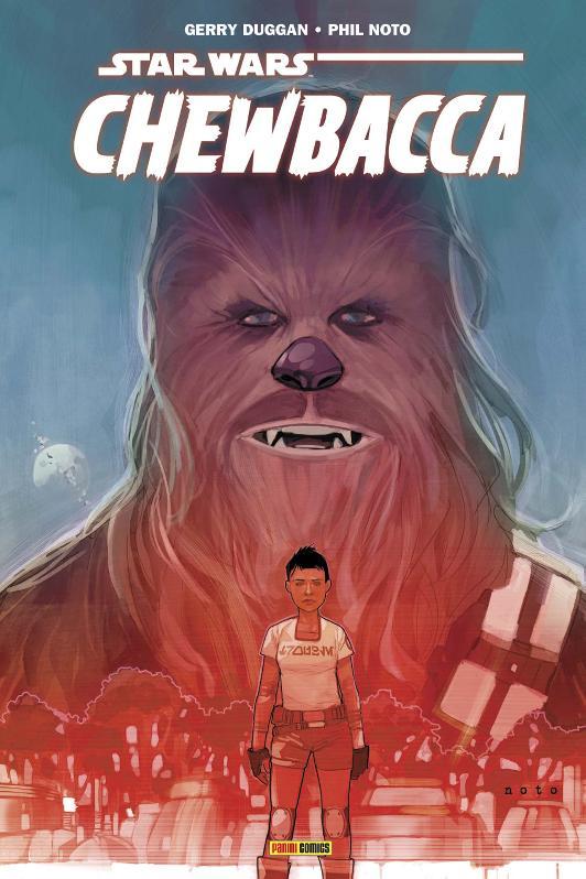 Les news des ALBUMS Star Wars édités par Panini France - Page 2 Chewba10