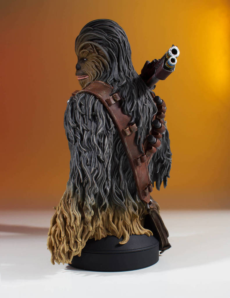 Gentle Giant CHEWBACCA (Solo A Star Wars Story) Mini Bust Chewba24