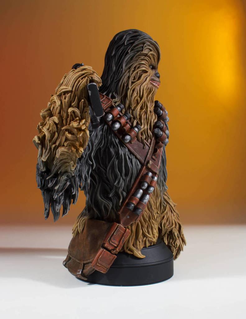 Gentle Giant CHEWBACCA (Solo A Star Wars Story) Mini Bust Chewba25