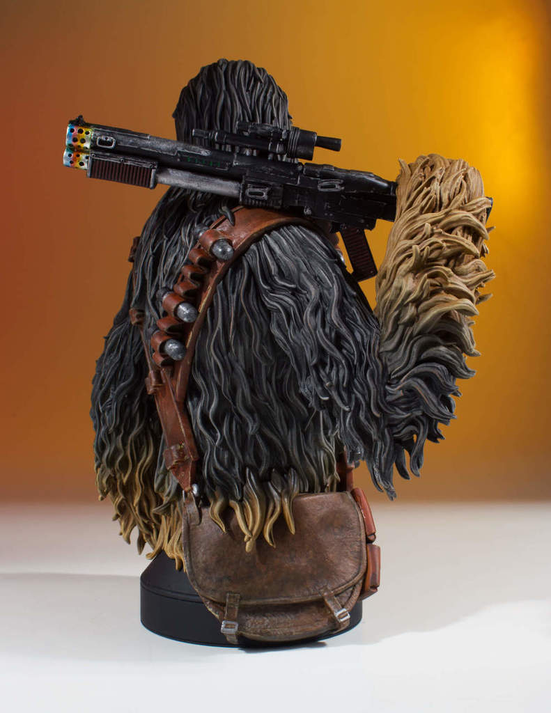 Gentle Giant CHEWBACCA (Solo A Star Wars Story) Mini Bust Chewba26