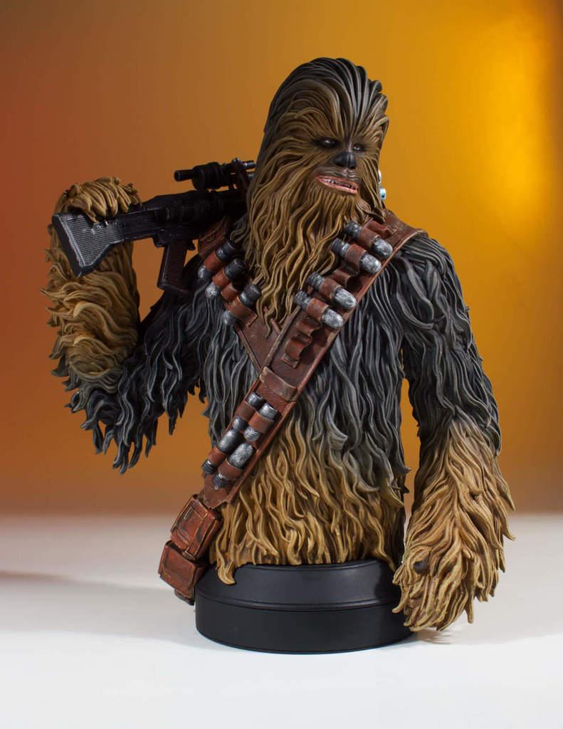 Gentle Giant CHEWBACCA (Solo A Star Wars Story) Mini Bust Chewba27