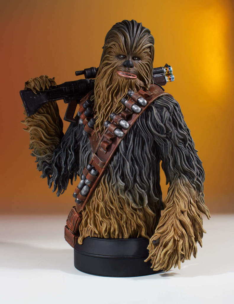 Gentle Giant CHEWBACCA (Solo A Star Wars Story) Mini Bust Chewba28