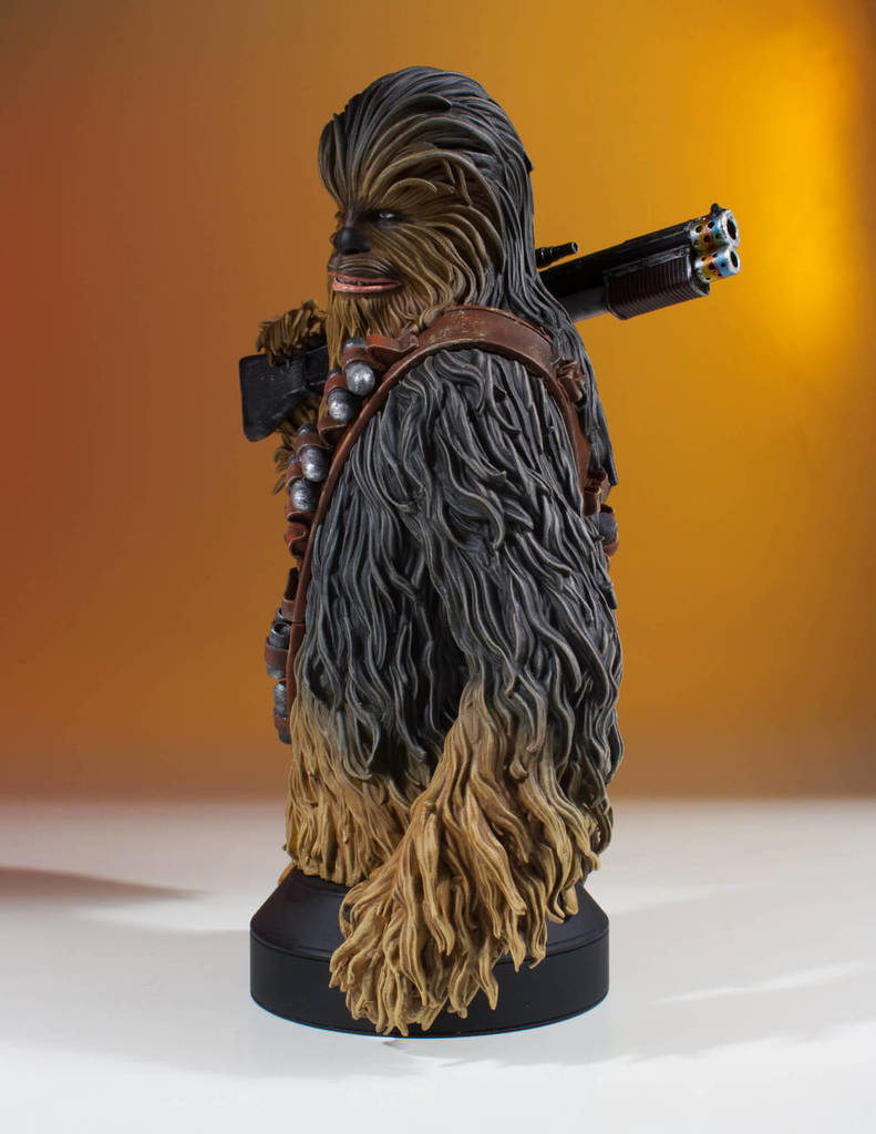 Gentle Giant CHEWBACCA (Solo A Star Wars Story) Mini Bust Chewba29