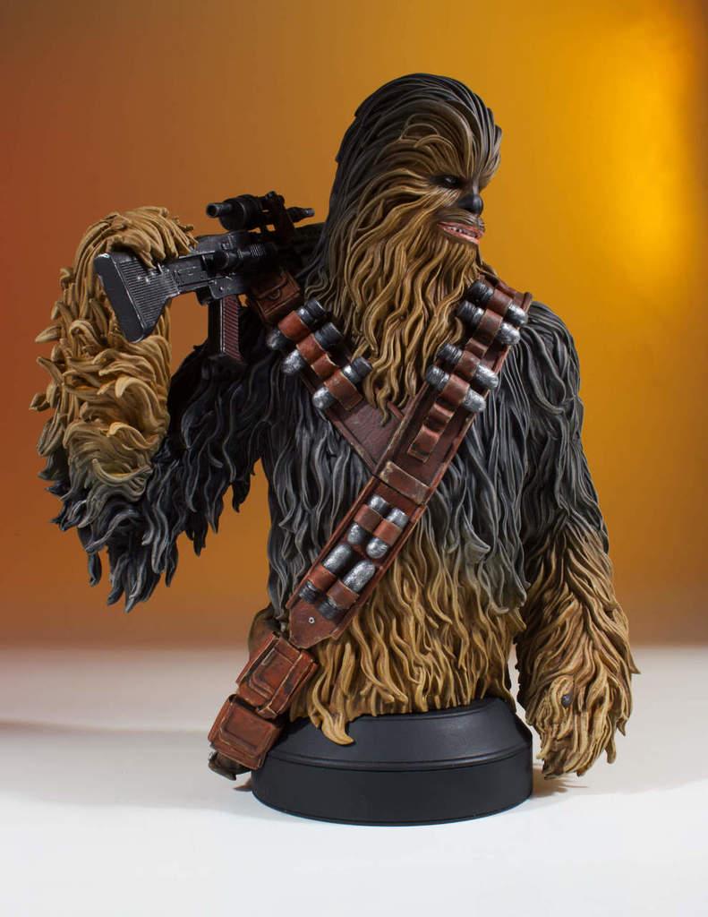 Gentle Giant CHEWBACCA (Solo A Star Wars Story) Mini Bust Chewba31