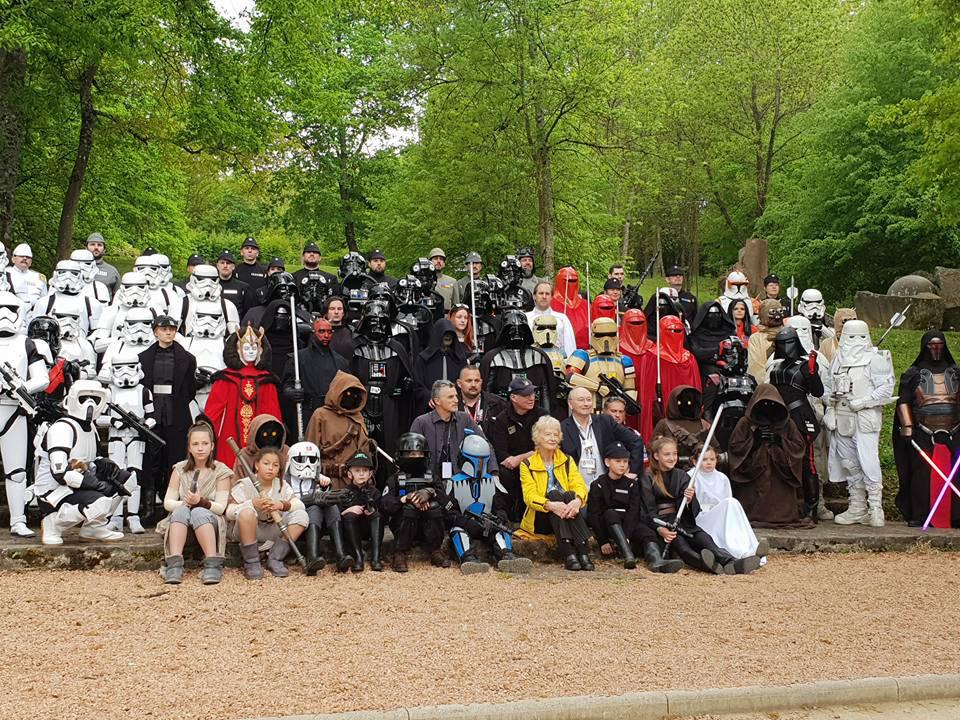 Générations Star Wars & SF - Cusset - 27-28 Avril 2019 Costum10