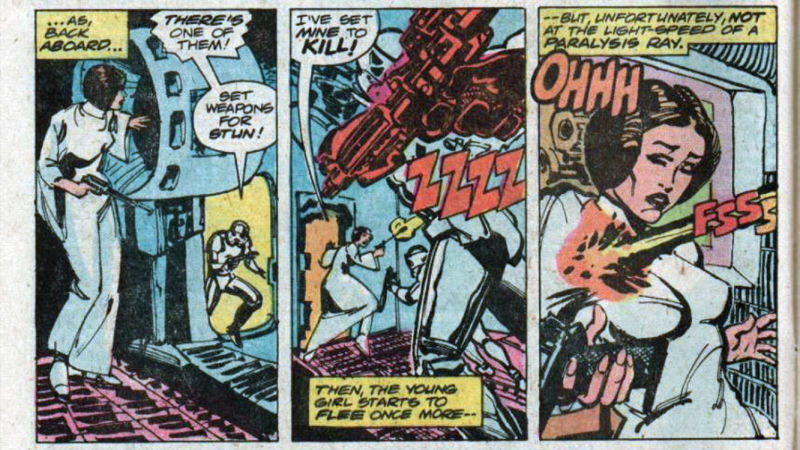 Les news des Comics Marvel Star Wars US Couv_312