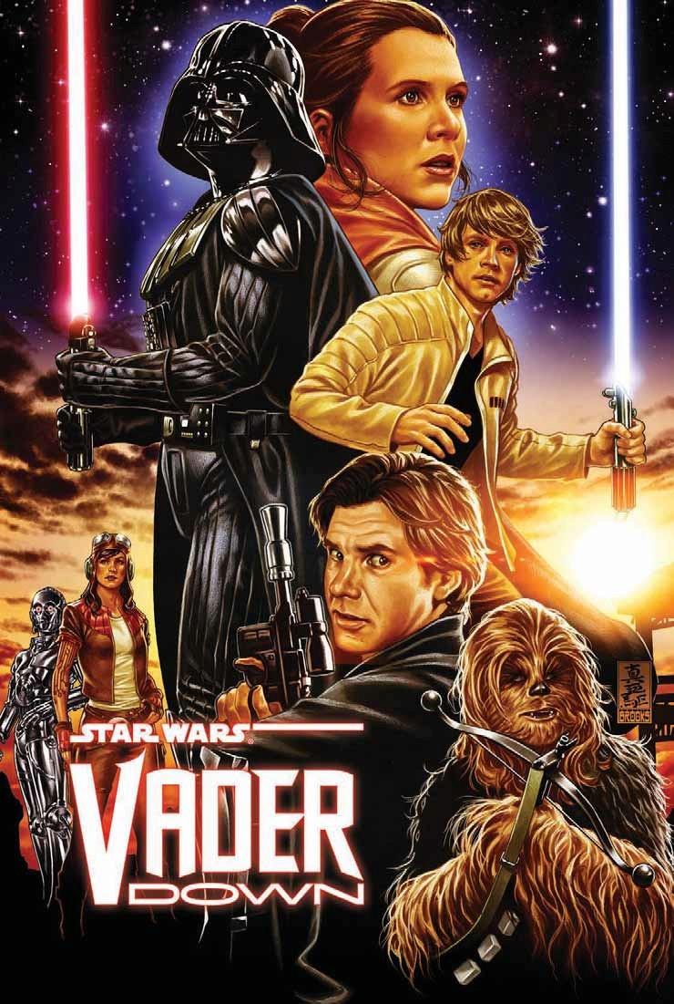 Les news des Comics Marvel Star Wars US Couv_316