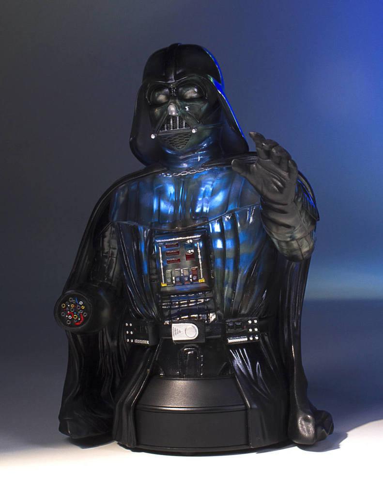 Gentle Giant Star Wars Emperor's Wrath Darth Vader mini bust Darthv11