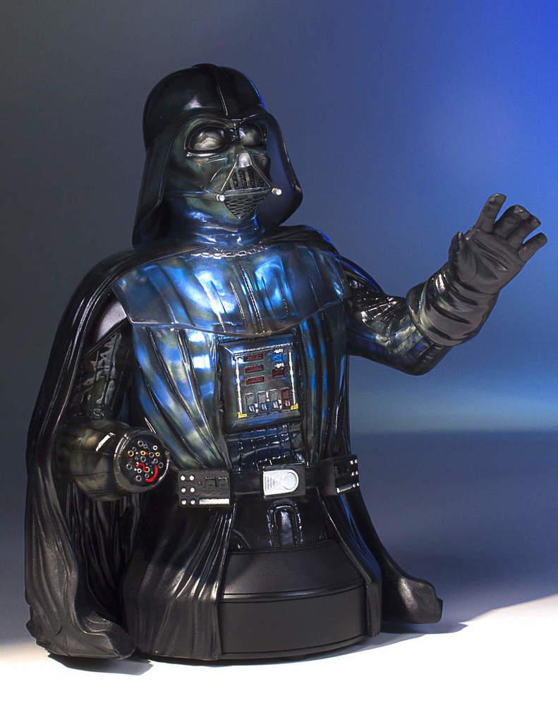 Gentle Giant Star Wars Emperor's Wrath Darth Vader mini bust Darthv12