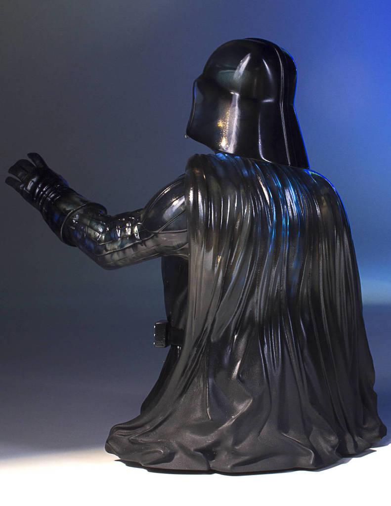 Gentle Giant Star Wars Emperor's Wrath Darth Vader mini bust Darthv14