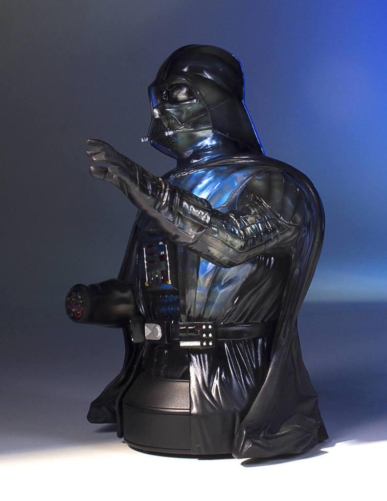 Gentle Giant Star Wars Emperor's Wrath Darth Vader mini bust Darthv16