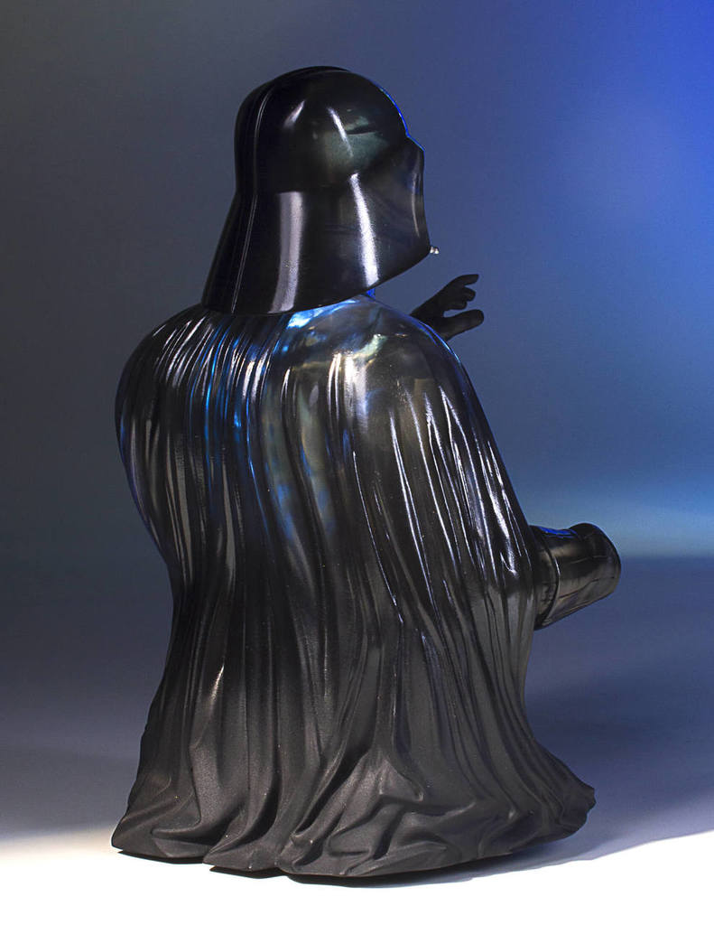 Gentle Giant Star Wars Emperor's Wrath Darth Vader mini bust Darthv18