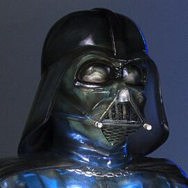 Gentle Giant Star Wars Emperor's Wrath Darth Vader mini bust Darthv19