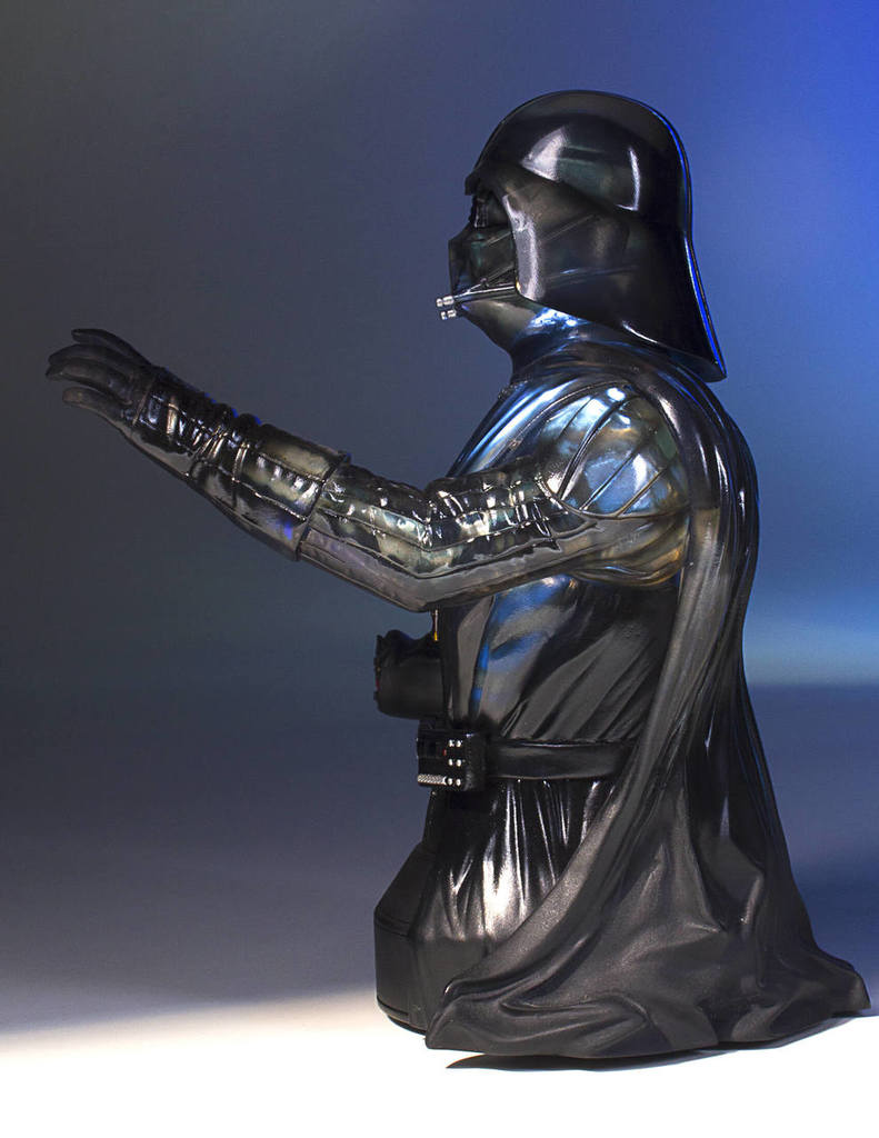 Gentle Giant Star Wars Emperor's Wrath Darth Vader mini bust Darthv20